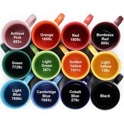 12200 TwoTone Mug Pantone Colours