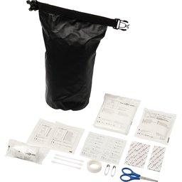 Waterbestendige EHBO tas - 30 delig