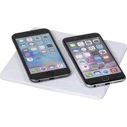 Draadloze oplaadmat voor 2 smartphones