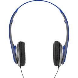 13420700 cheaz hoofdtelefoon blauw