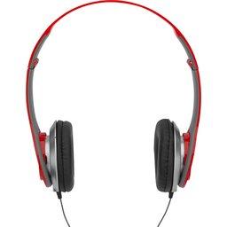 13420700 cheaz hoofdtelefoon rood