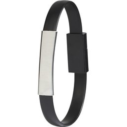 Armband 2-1 oplaadkabel voor Andoid en iOS