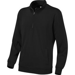 Half Zip Sweater cottoVer Fairtrade