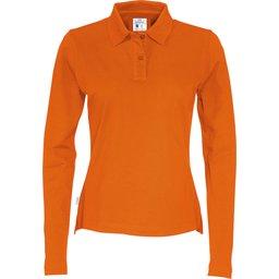 141017_290_polo LS pique_lady_F_orange