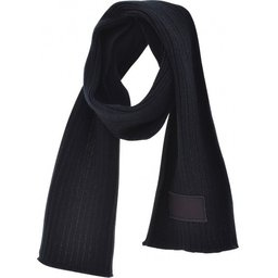 Retro gebreide sjaal bedrukken