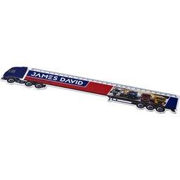 Loki liniaal vom vrachtwagen 30 cm bedrukken