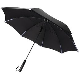 23 inch manueel opendicht LED paraplu bedrukken
