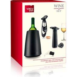3889160 Vacuvin Wine Set