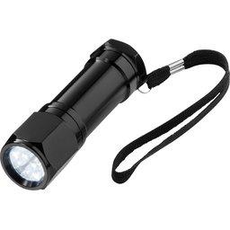 8 LEDs zaklamp