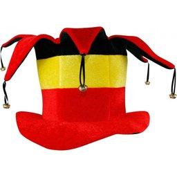 Belletjeshoed Belgie supporters