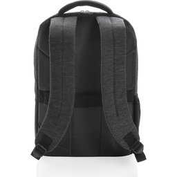 900D laptop rugzak PVC vrij -achterzijde