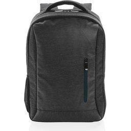 900D laptop rugzak PVC vrij -voorzijde