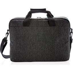 900D laptop tas PVC vrij -achterzijde