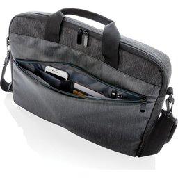 900D laptop tas PVC vrij -open