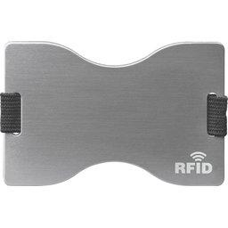 91191 RFID kaarthouder grijs