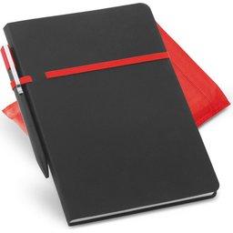 Notitieboekje uit imitatieleer