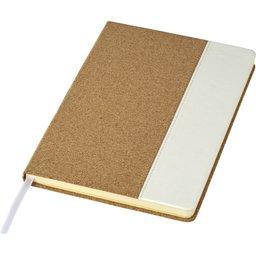 A5 notitieboekje van kurk bedrukken
