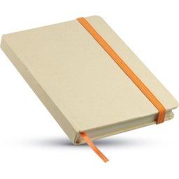 A6 gerecycled notitieboekje