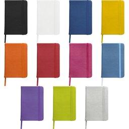 A6 notitieboekje met elastiek sluiting