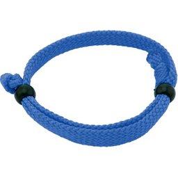 Aanpasbare polsbandjes blauw