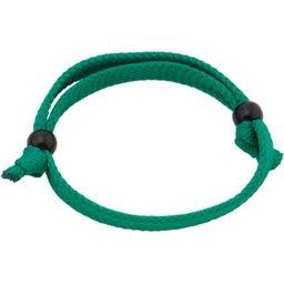Aanpasbare polsbandjes groen