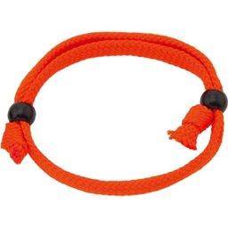 Aanpasbare polsbandjes oranje