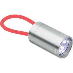 Aluminium lampje met LED-lampjes bedrukken