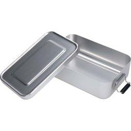 Aluminium lunchbox alu