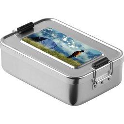 Aluminium lunchbox bedrukken