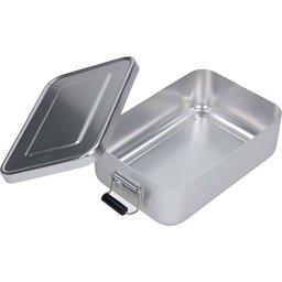 Aluminium lunchbox luxe