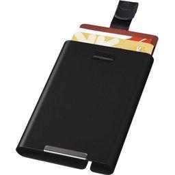 Aluminium RFID kaartenhouder bedrukken