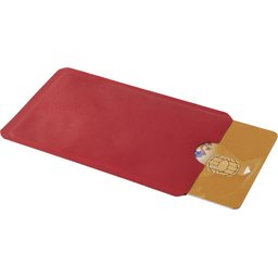 Aluminium RFID kaarthouder