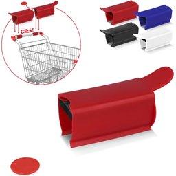 Anti-bacteriële winkelwagen Clip-assortiment