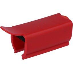 Anti-bacteriële winkelwagen Clip-rood