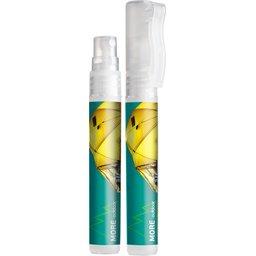 Anti muggenspray bedrukken
