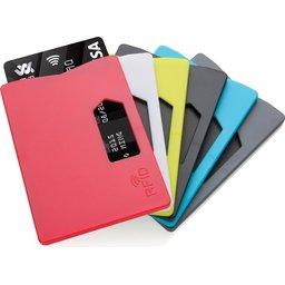anti skimming RFID kaarthouder 4