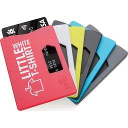 anti skimming RFID kaarthouder 5