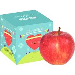 Appel in a box bedrukken
