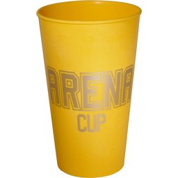 Arena Cup geel