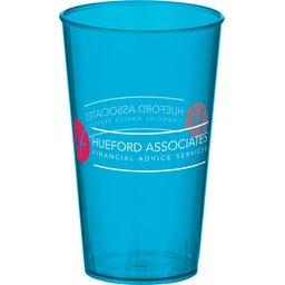 Arena Cup transparant aqua