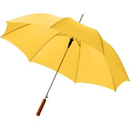 Automatische paraplu bedrukken
