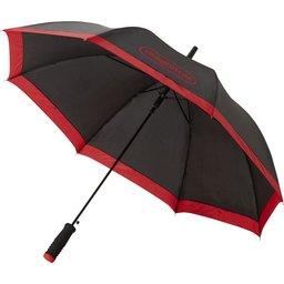 Automatische paraplu met biesje bedrukken