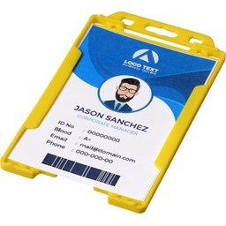 Badgehouder voor naamkaartjes