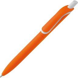 Balpen Clickshadow silk touch oranje