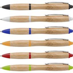 Bamboe pen