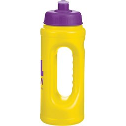 Baseline 450ml Running Bottle yellow