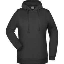 Basic Hoody Lady (black)
