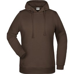 Basic Hoody Lady (brown)