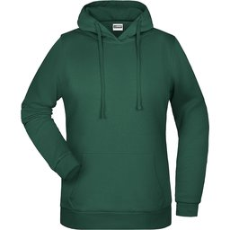 Basic Hoody Lady (dark-green)