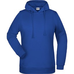 Basic Hoody Lady (dark royal)